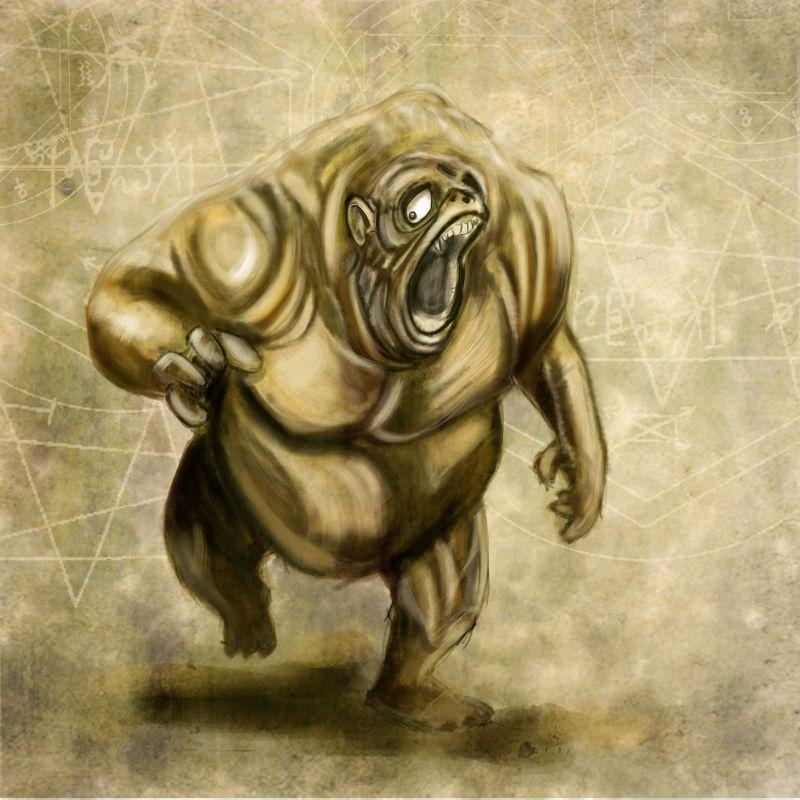 Grraaaaeu grougrou gros-zombie